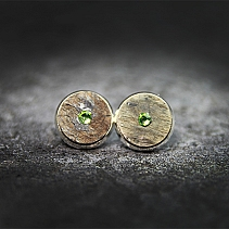 Industrial earrings - Groder